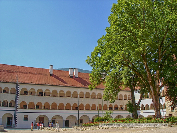 Slowenien, Kloster Kostanjevica