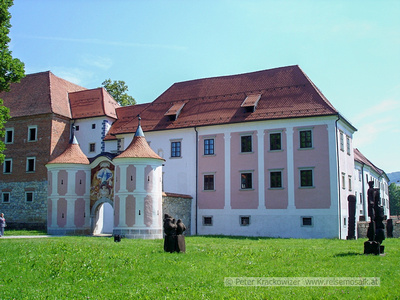 Kloster Kostanjevica, Slowenien