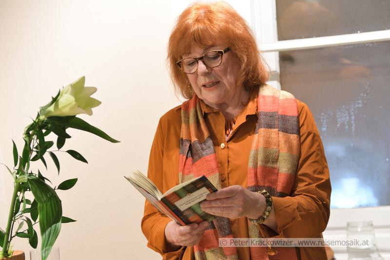Lesung im Museum Fronfeste Monika Bundt