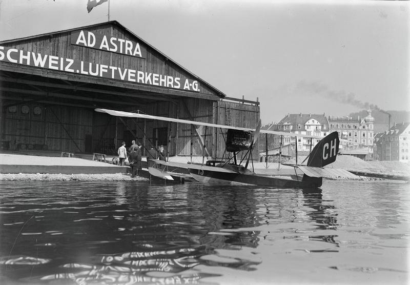 Wasserflughafen Zürichhorn