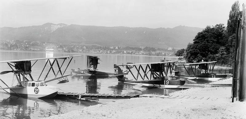 Wasserflugplatz Zürichhorn