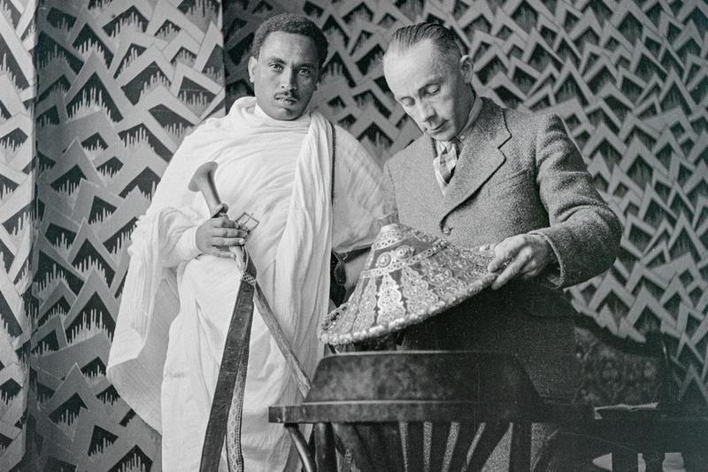 Abessinienflug 1934