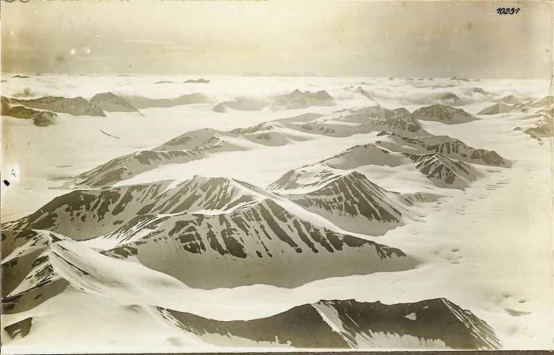 Junkers-Spitzbergen-Expedition 1923