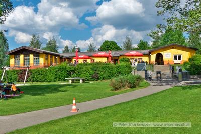 Das Strand-Café Leimüller erstrahlt in neuen Farben
