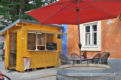 Gasthaus Gerbl neue Bosna-Hütte