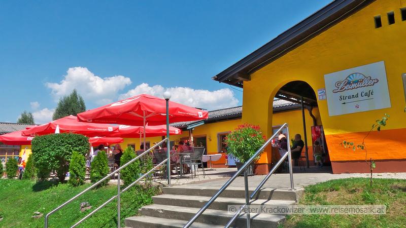 Strand-Café Leimüller