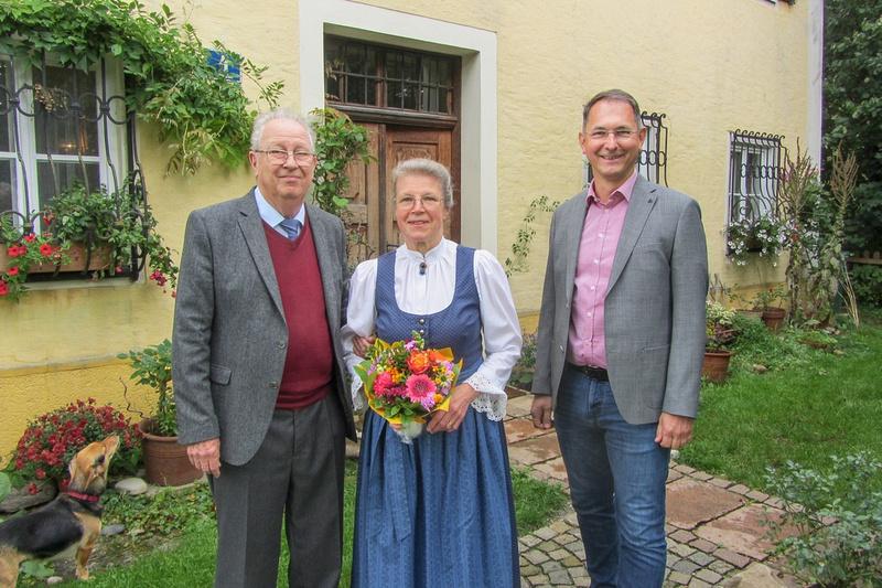 Goldene Hochzeit in Neumarkt am Wallersee