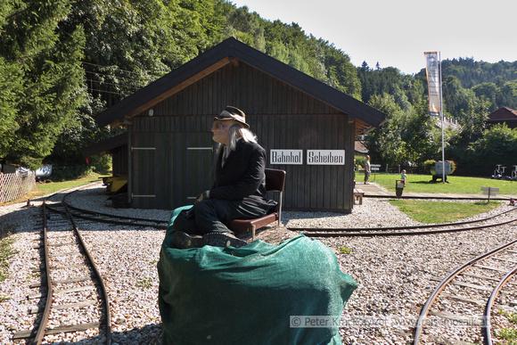 Kohle, Schlösser, Pferde und viel Landschaft - der Hausruck