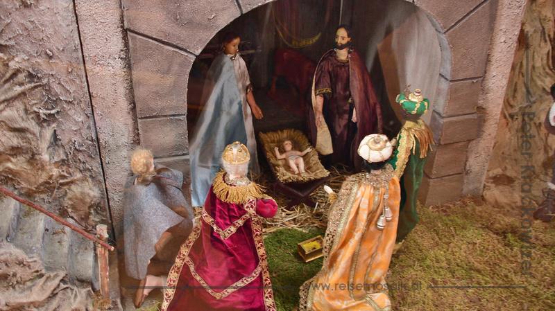 Geburtsstall in Bethlehem