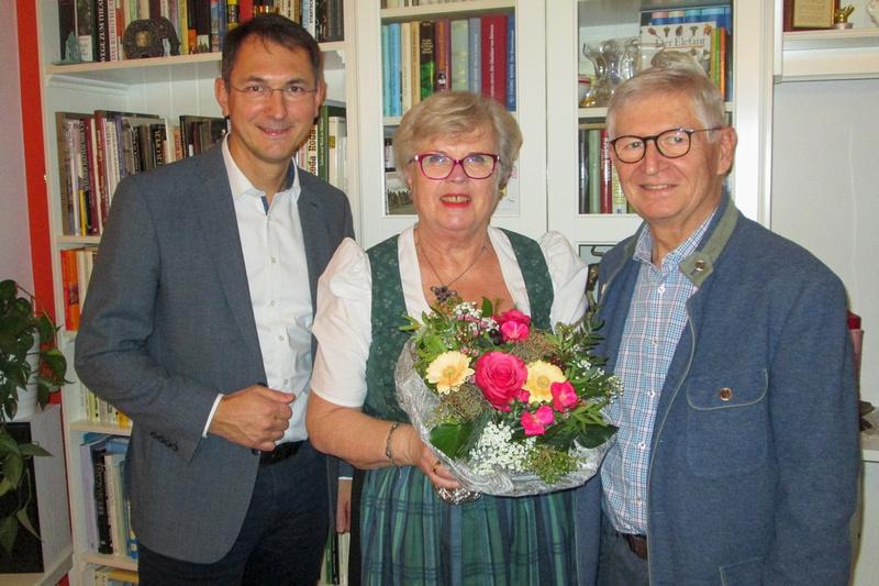 Goldene Hochzeit Stadtschreiber Neumarkt Am Wallersee