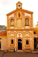 Frankreich, Riviera Côte d'Azur, Villefranche-sur-Mer, Chapelle Saint Pierre, Fischerkapelle