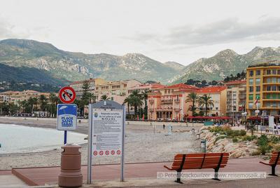 Frankreich, Riviera Côte d'Azur, Menton