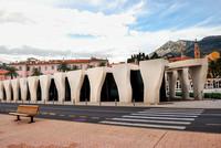 Frankreich, Riviera Côte d'Azur, das neue Museum Jean Cocteau Sammlung Séverin Wundermann in Menton