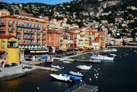 Frankreich, Hotel Welcome, Villefranche-sur-Mer, Riviera Côte d'Azur, Hotel Welcome, Lage