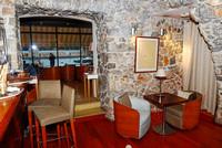 Frankreich, Hotel Welcome, Villefranche-sur-Mer, Riviera Côte d'Azur, die Bar